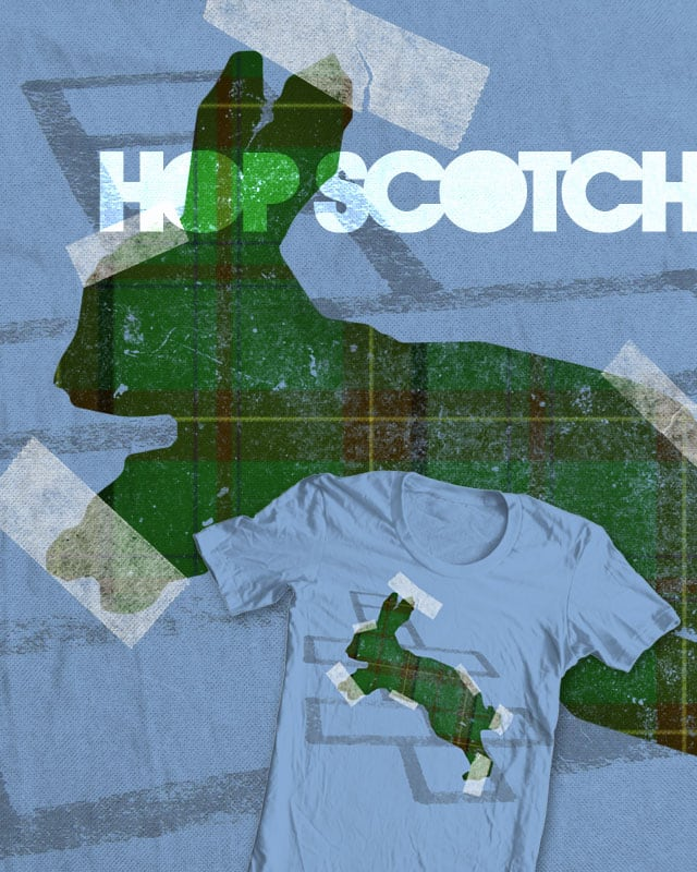 hopscotch by jerbing33 on Threadless