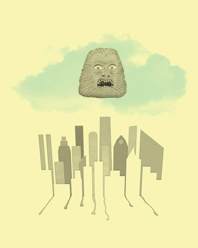 Zardoz on the Radio (Dreams) by thegoodpope on Threadless