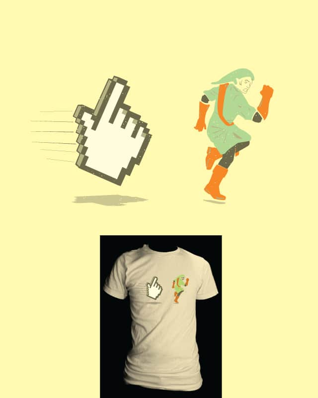 Met His Match by nathanwpyle at gmail.com on Threadless