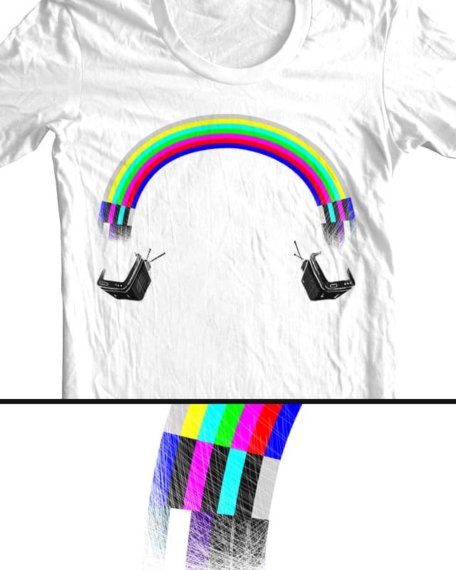 Test the Rainbow by bsweber on Threadless