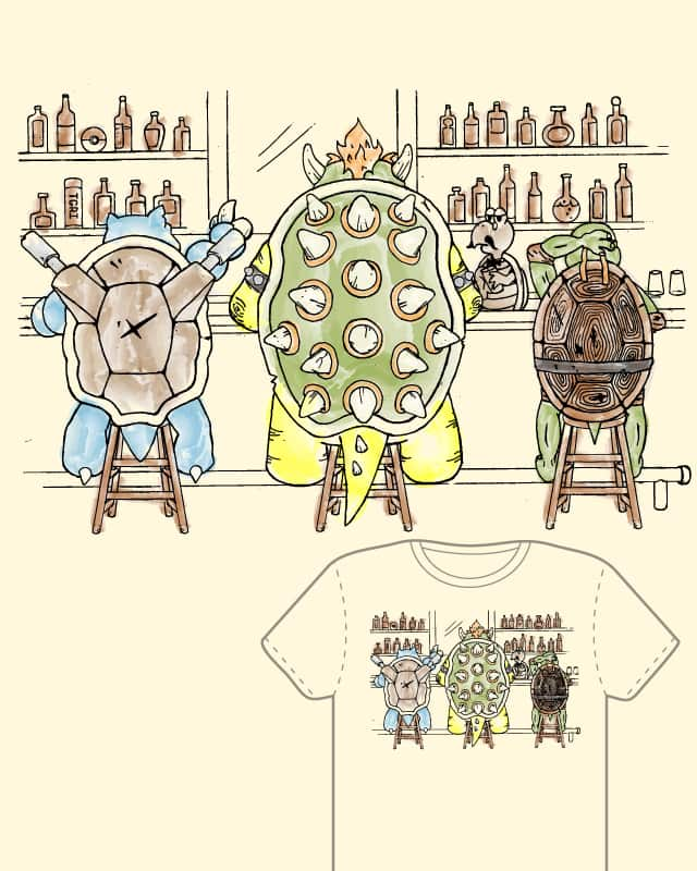 turtle bar by kellywood on Threadless