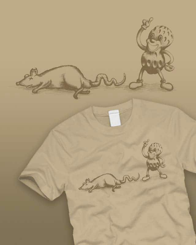The Death of Subtlety by GyleDesigns on Threadless