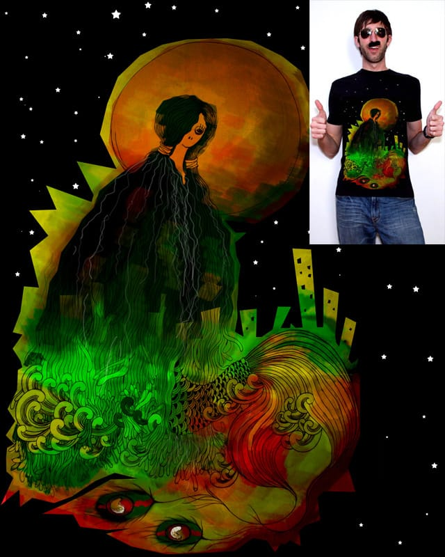 fullmoon by zicr on Threadless