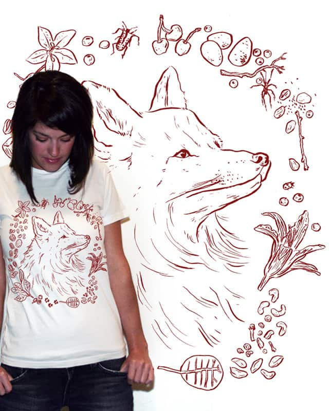FOXY by jess.smart.smiley on Threadless