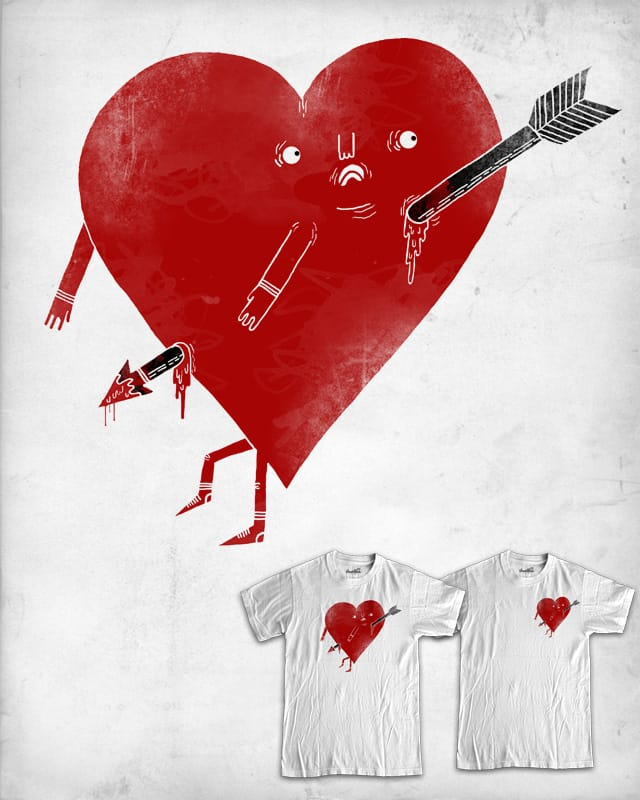 Heart attack by randyotter3000 on Threadless