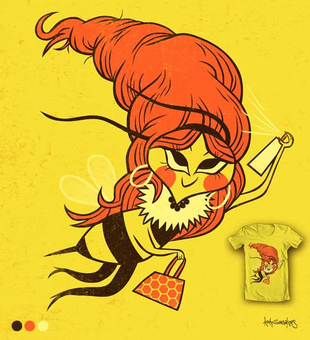 Beehive by andyg on Threadless