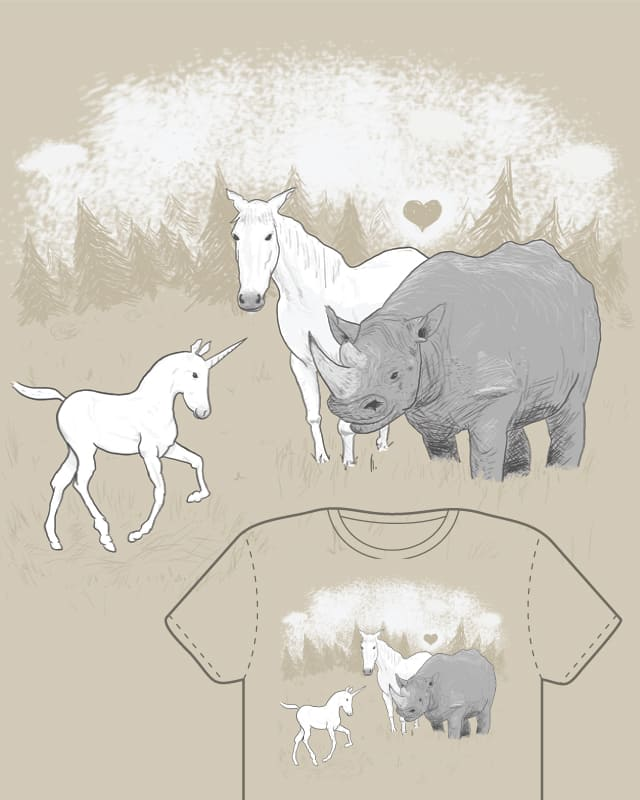 so that's how it happened... by kellywood on Threadless