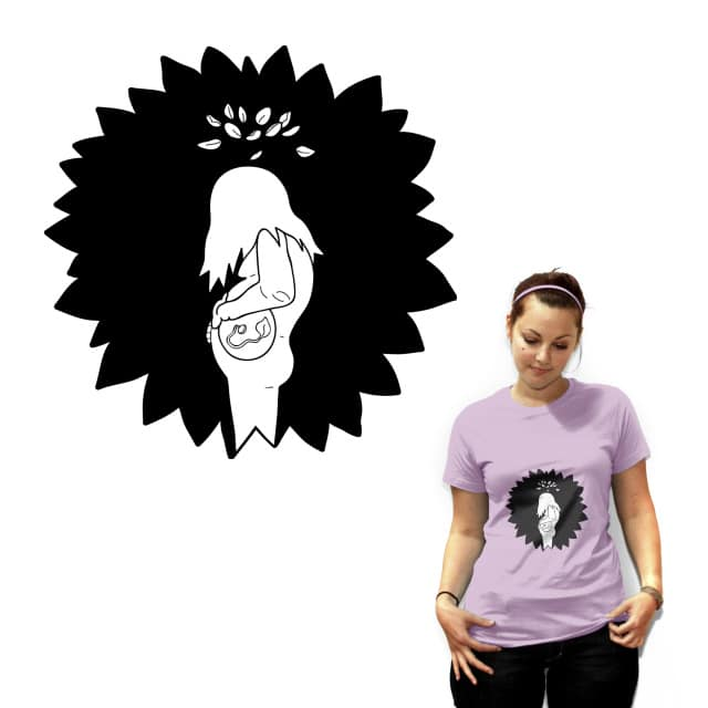 Flowerchild by wfismer on Threadless