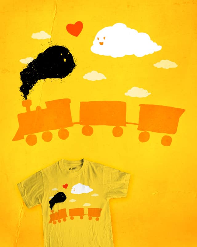 Opposites Attract by the Sleeping Sky on Threadless