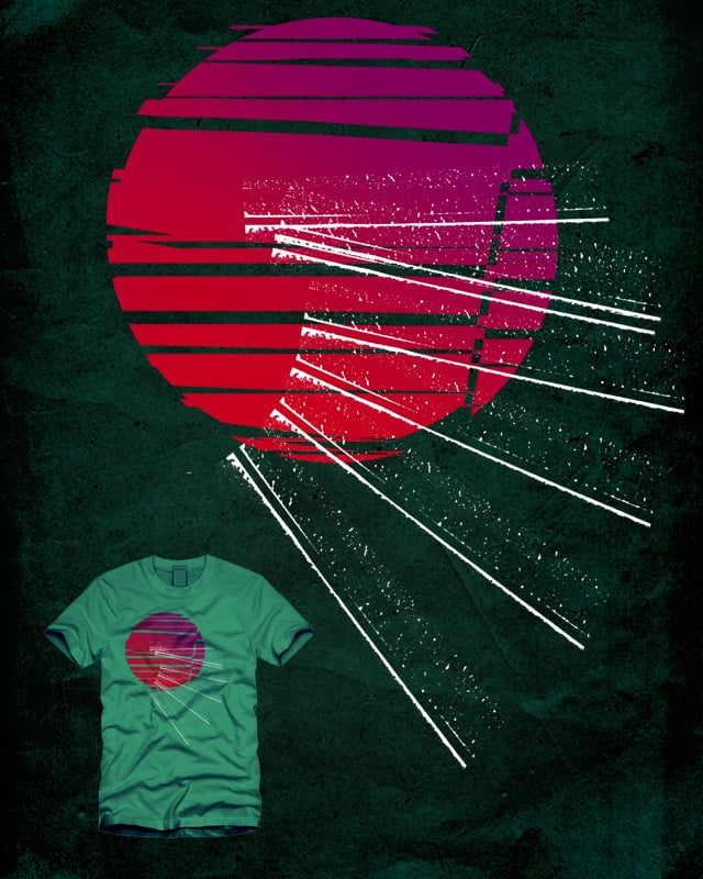 sun is shining by sustici on Threadless