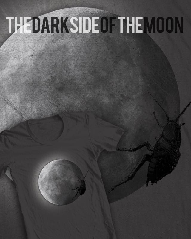 the dark side of the moon by jerbing33 on Threadless