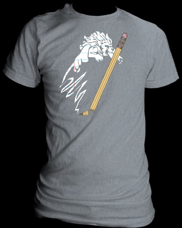 Lionized by Tyranny on Threadless
