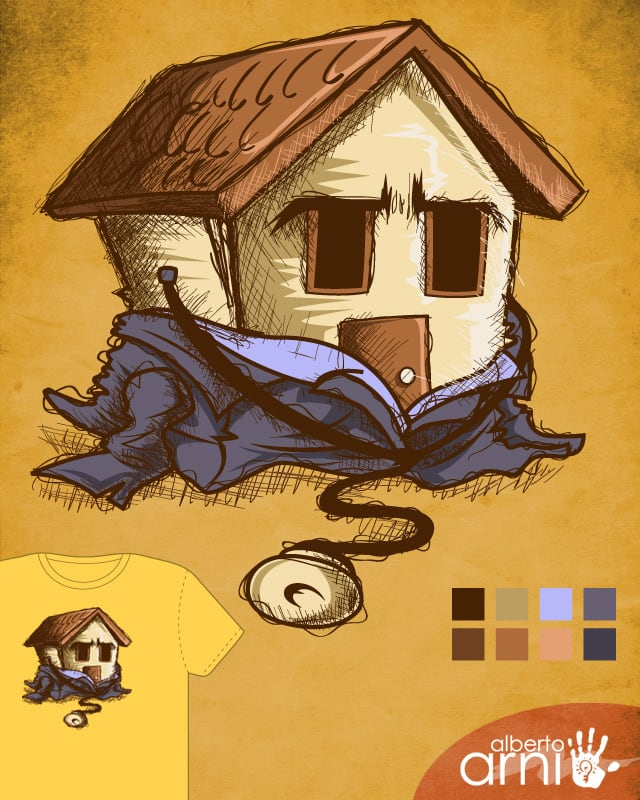 House, M.D. by albertoarni on Threadless