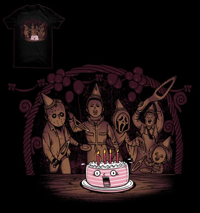 cut the cake by ben chen on Threadless