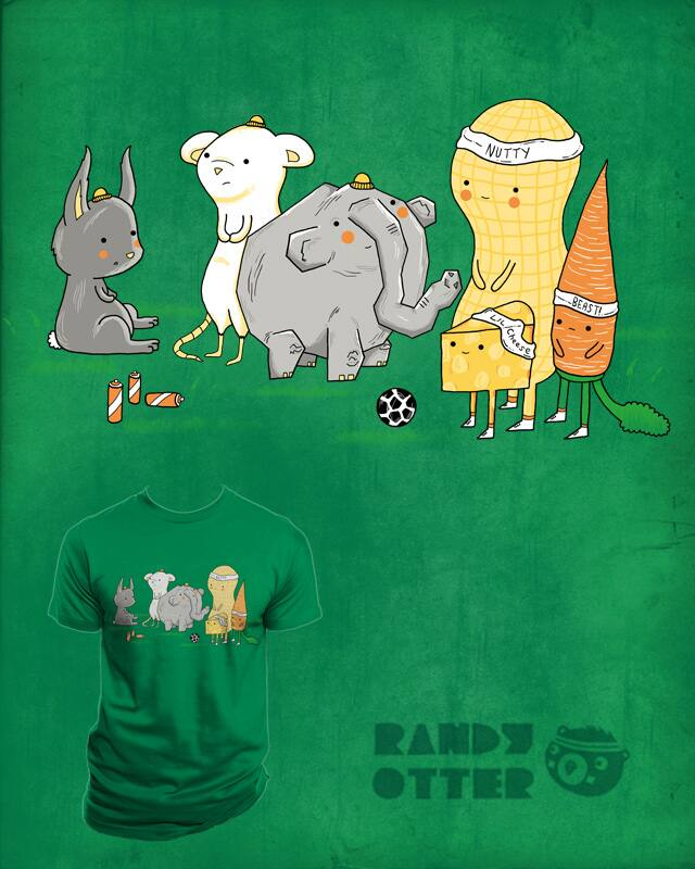 The match by randyotter3000 on Threadless