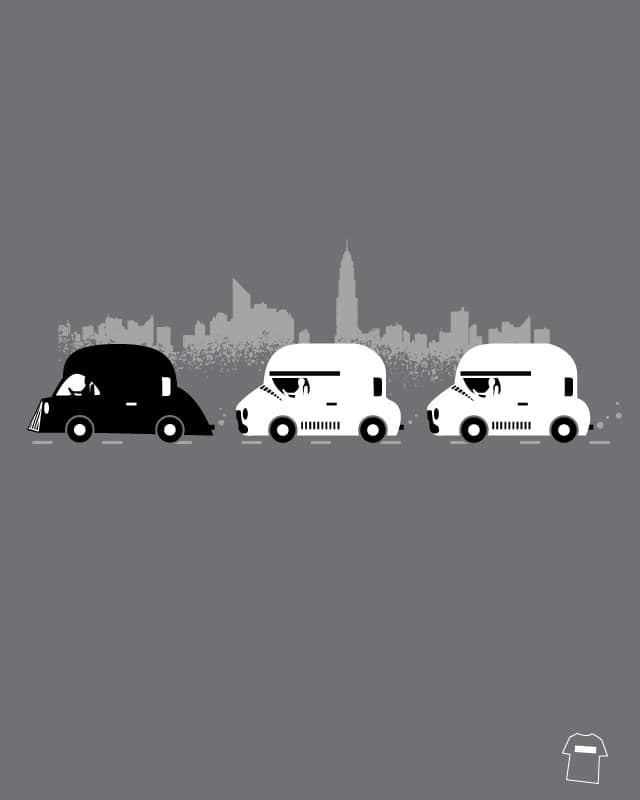 On The Road by Flying_Mouse on Threadless