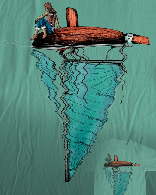 Repose by ewaken on Threadless