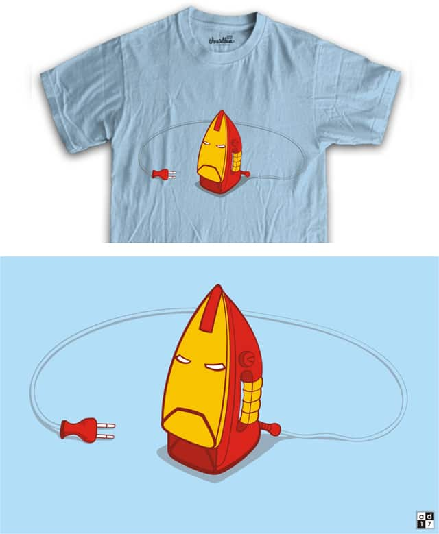 Iron(man)2 by a.d.17 on Threadless