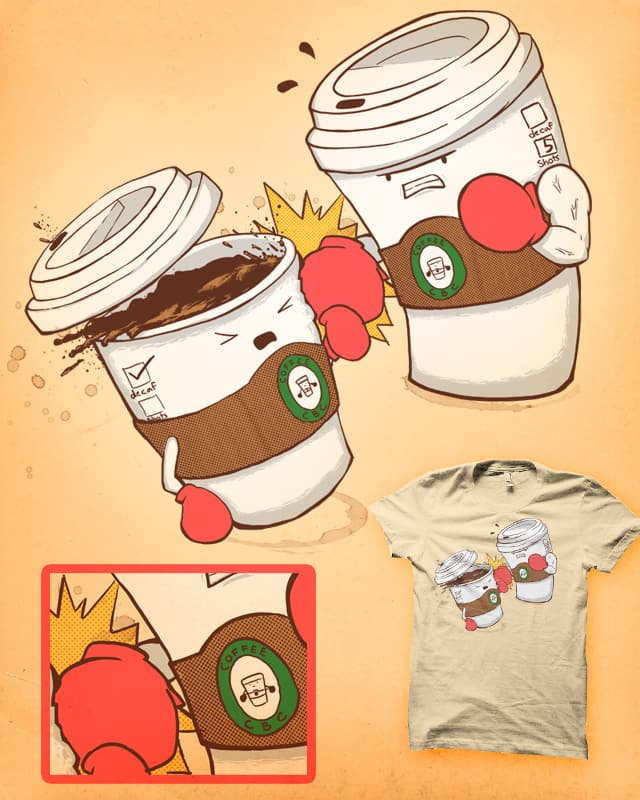 Strong Coffee by the Sleeping Sky on Threadless