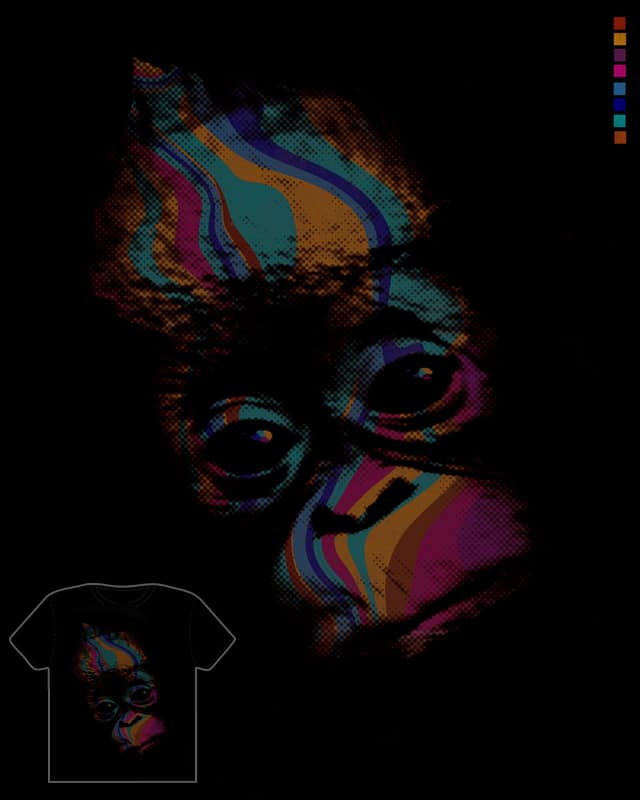The Orangutan by four.winds on Threadless