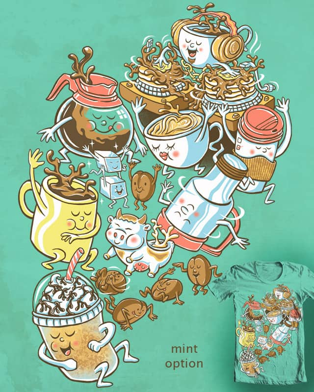 Club Java by herky on Threadless