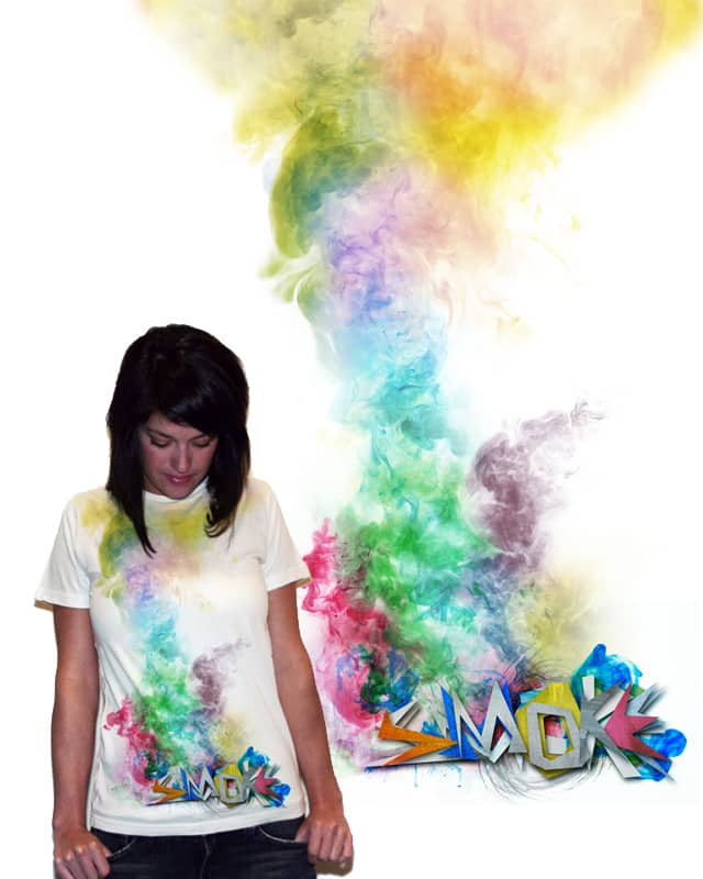 smoke by De Salvia on Threadless