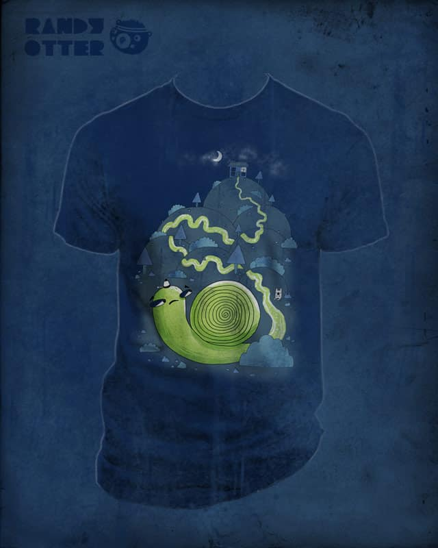 Light left on by randyotter3000 on Threadless