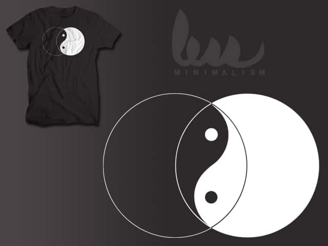 Zen Diagram by Ste7en on Threadless