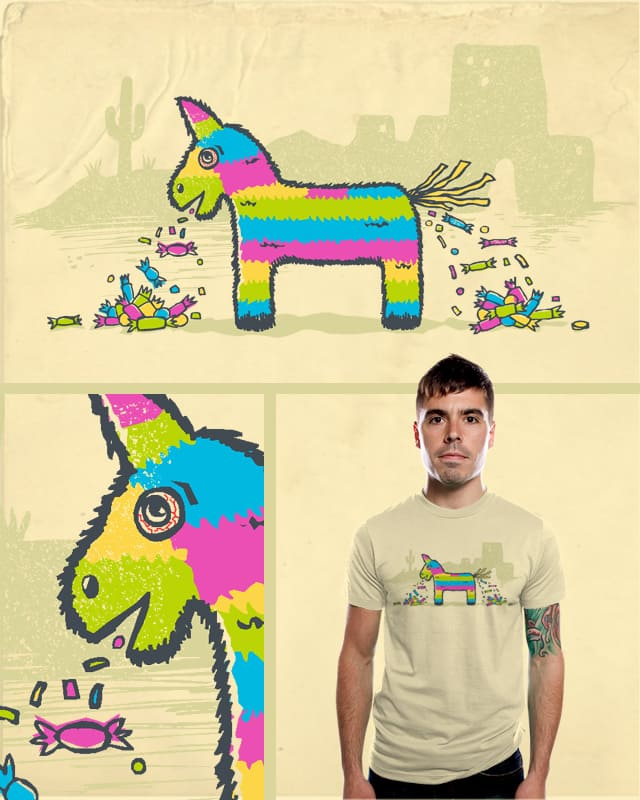 Gastric Pinata by CazKing on Threadless