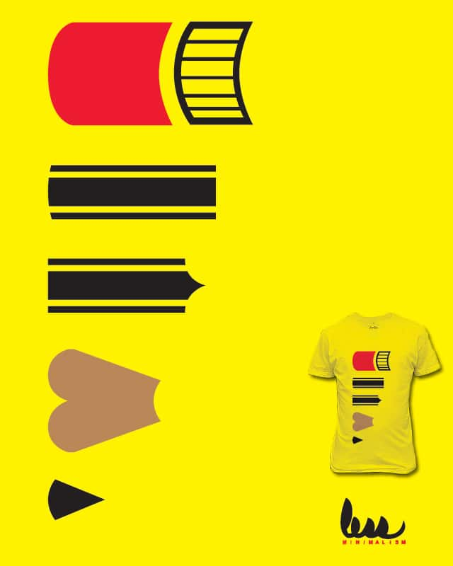 What a Pencil looks like by agrimony on Threadless