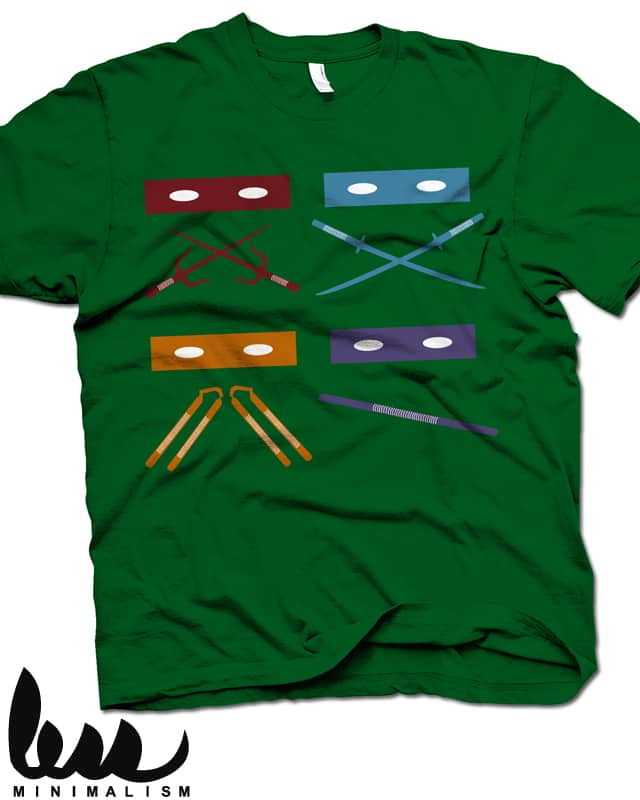 TMNT 03 by Resistance on Threadless