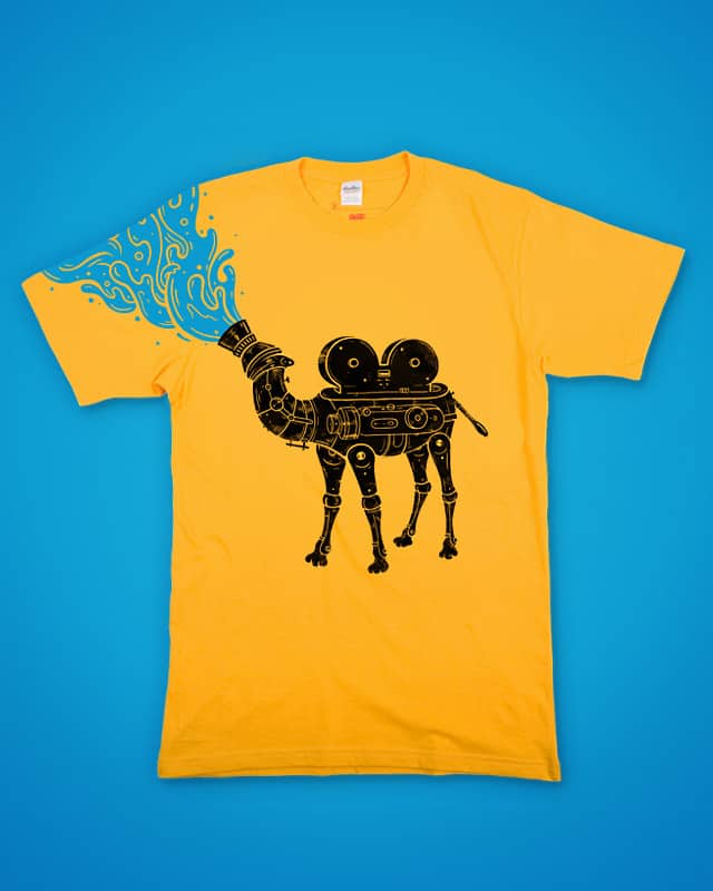 Mirage by buko on Threadless