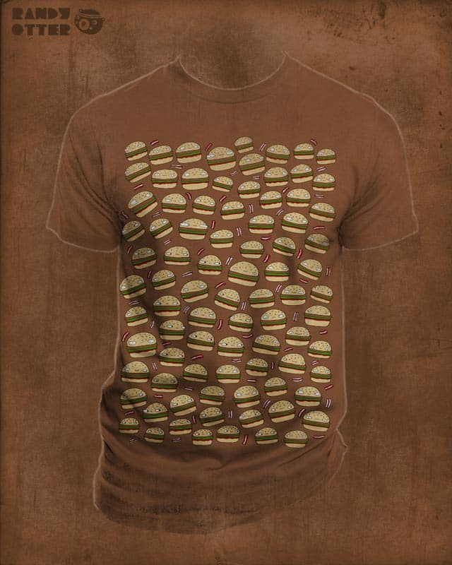 Burgers and bacon by randyotter3000 on Threadless