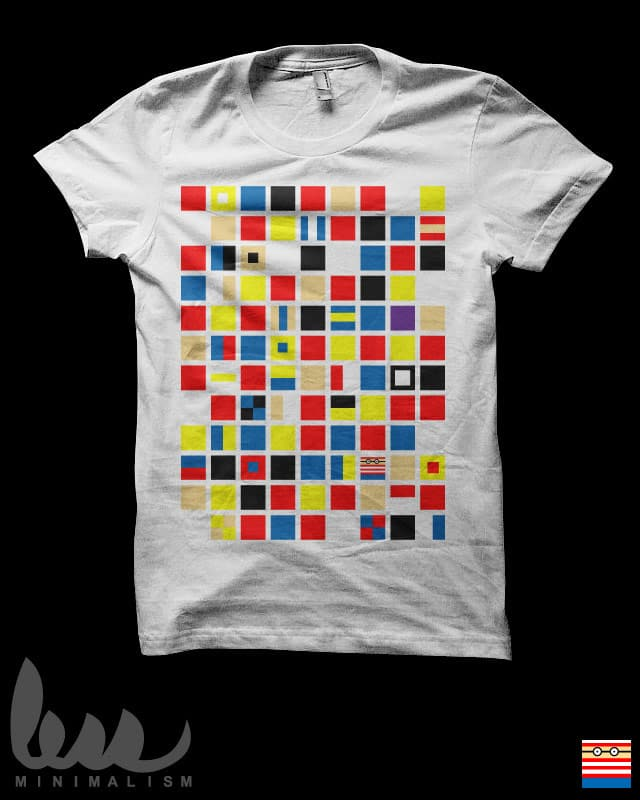 Square's Waldo? by biotwist on Threadless