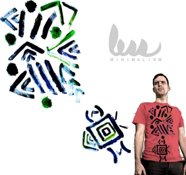 Minimize Abstractions by Maltzmania on Threadless