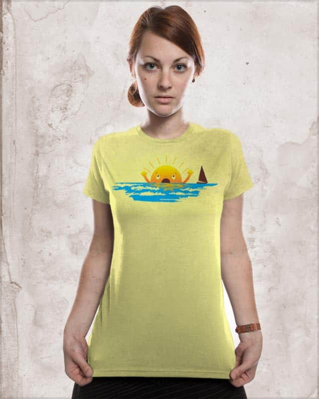 Don't let the sun go down by kooky love on Threadless