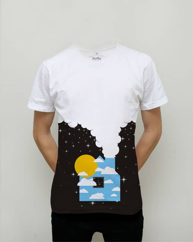the window of God! by paulobbruno on Threadless