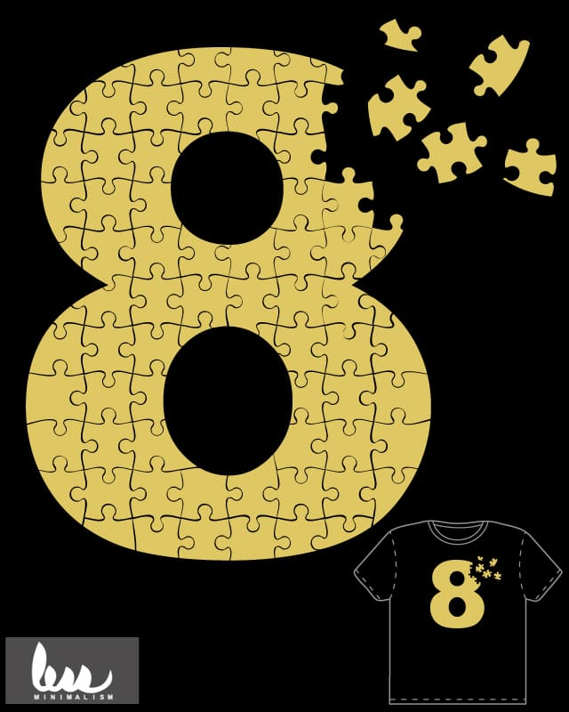 Pieces of Eight by NGee on Threadless