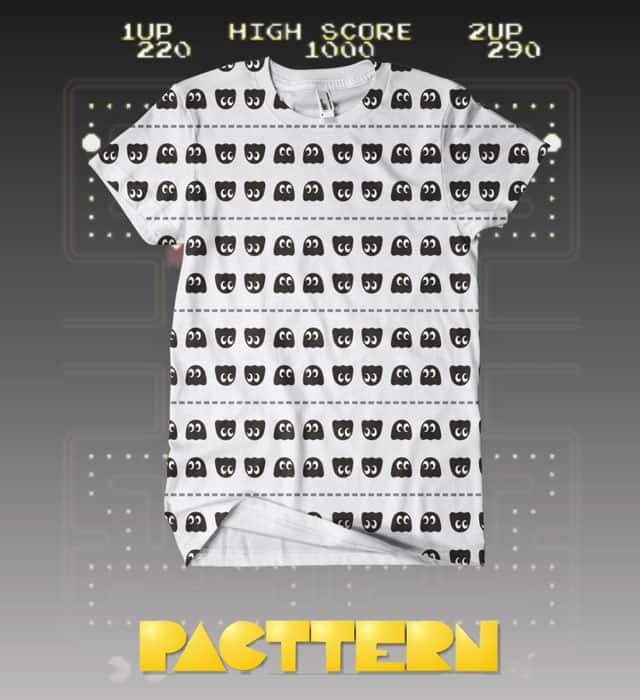 Pacttern by krisefe on Threadless