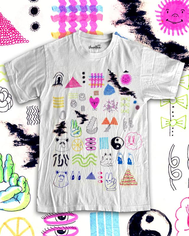 iconettes by ginetteginette on Threadless