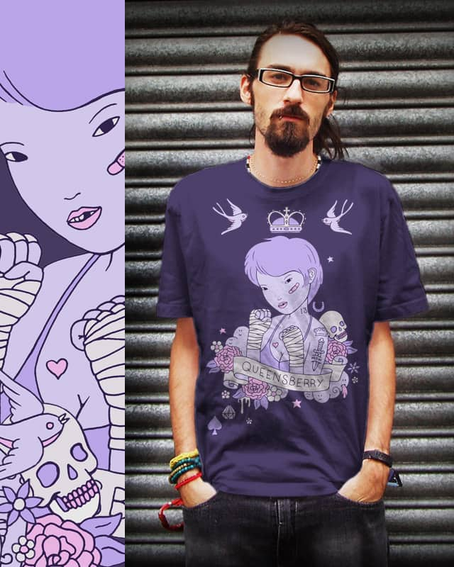 Queensberry rules by sweet n sour on Threadless