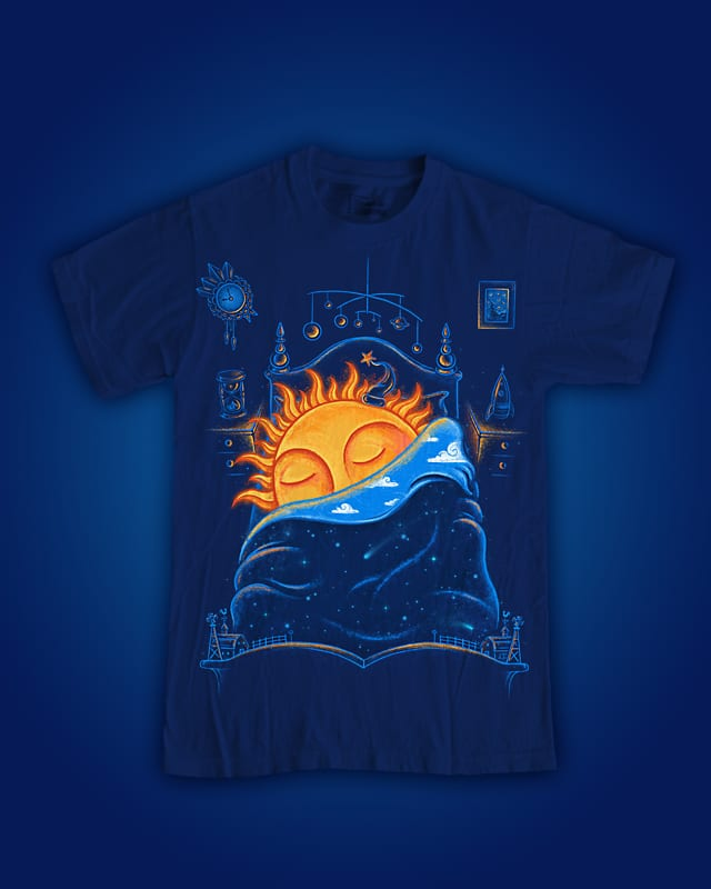 Goodnight, Sun. by FRICKINAWESOME on Threadless