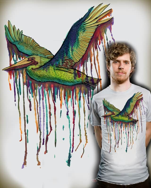 Taking Flight by nicholelillian on Threadless