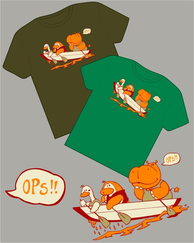 ops by pikake on Threadless
