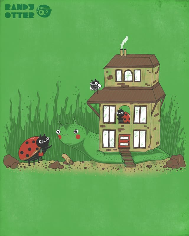 Home to rent by randyotter3000 on Threadless
