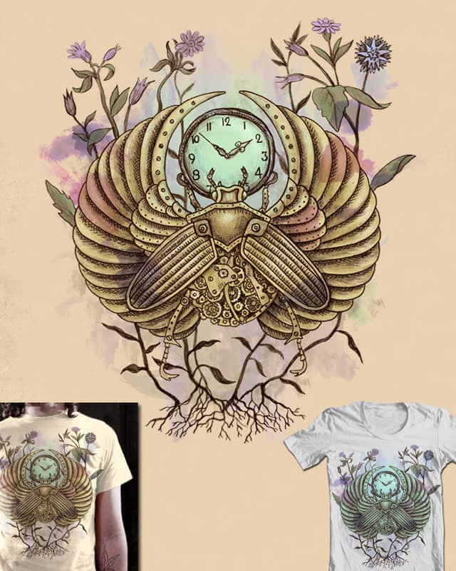 Time Flies by igo2cairo on Threadless