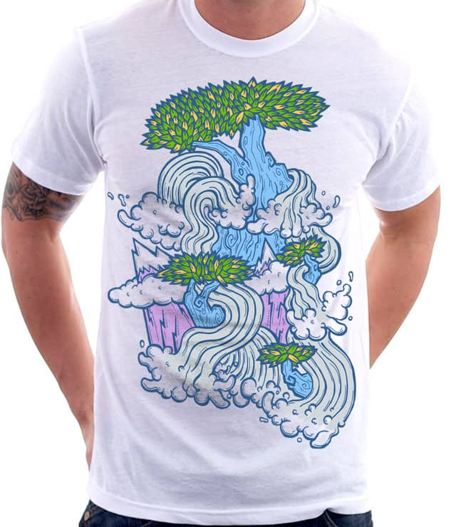 Tree of Life by atomicchild on Threadless