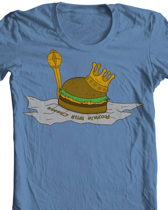 Royale With Cheese by Resistance on Threadless