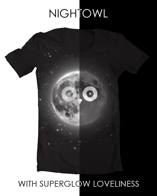 Nightowl by quick-brown-fox on Threadless