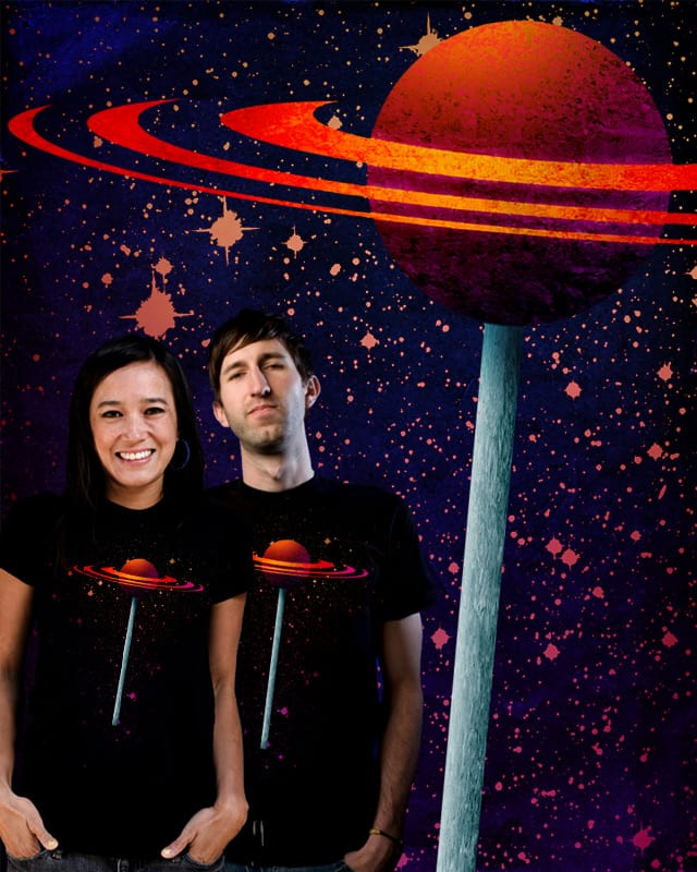 Planet Lollipop by sustici on Threadless